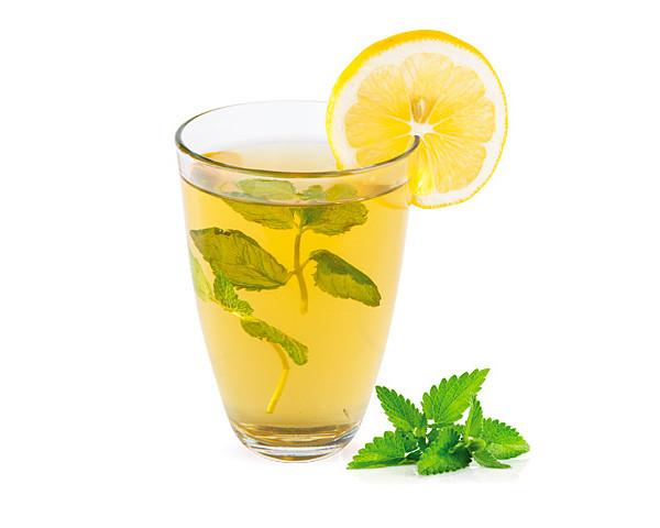 Чай мятный с лимоном