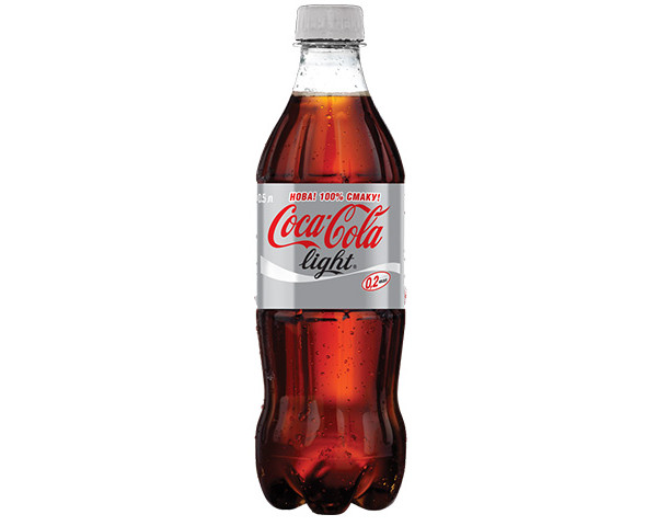 Кока-кола лайт 0,5л