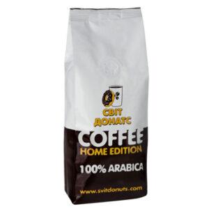 """Кофе в зернах """"100% ARABICA"""" Свит Донатс"""