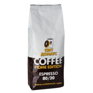 """кофе в зернах Свит Донатс """"Espresso 80/20"""""""