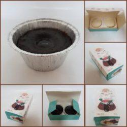 фондан лава кейк шоколадный кекс с жидкой начинкой Украина Киев купить замороженный